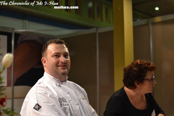Chef Nick Creswick of Libertine & Le Traiteur