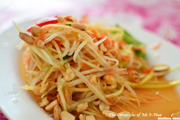 Som Tum (Spicy Papaya Salad)