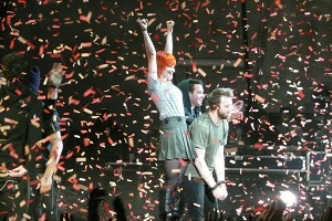 Paramore – Melbourne Concert Review @ Sidney Myer Music Bowl, Melbourne