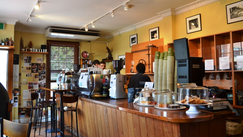 Campos Coffee @ Newtown, Sydney | Ms I-Hua & The Boy