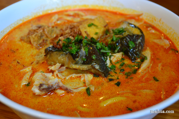 laksa recipe. But it seems that the recipes