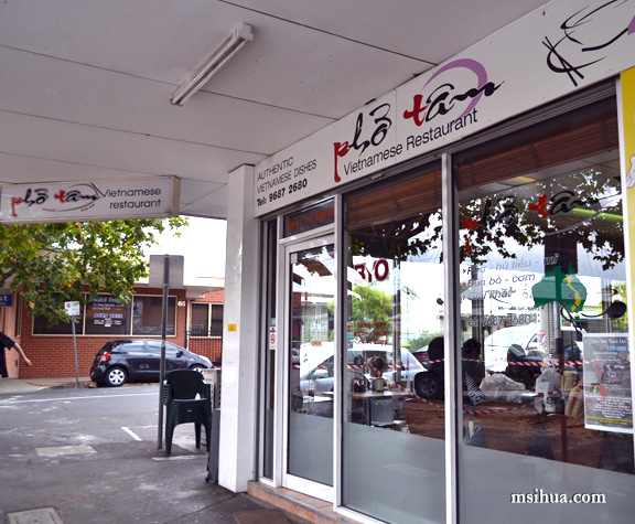 Pho Tam (Vietnamese Restaurant) @ Footscray – A Review | Ms