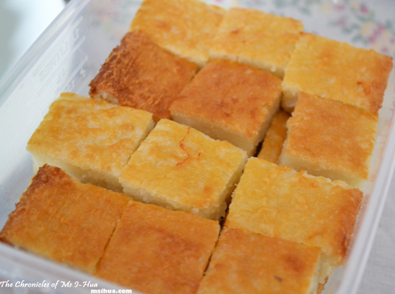 Pin Cassava Cake With Shredded Coconut Candys Place Cake on Pinterest