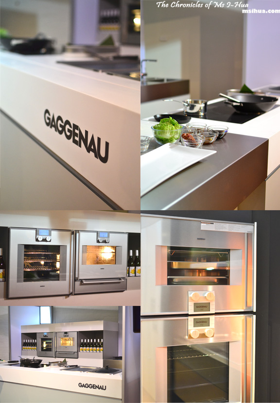 gaggenau mobile kitchen launch with adam d sylva of coda bar restaurant ms i hua the boy. Black Bedroom Furniture Sets. Home Design Ideas