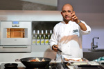 Gaggenau Mobile Kitchen Launch with Adam D'Sylva of Coda Bar & Restaurant