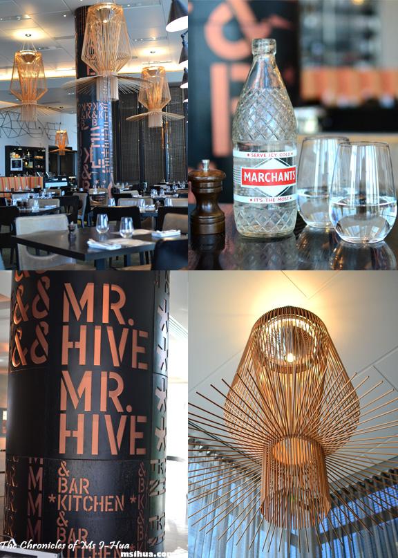 Lunch Amp Dessert Degustation Mr Hive Kitchen Amp Bar And
