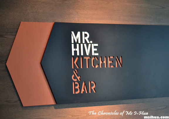 Mr Hive Restaurant Melbourne