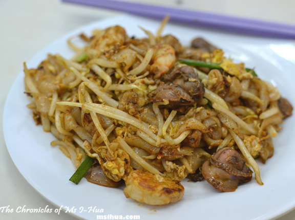char kuey teow fried flat the delicious penang char kuey char kuey ...