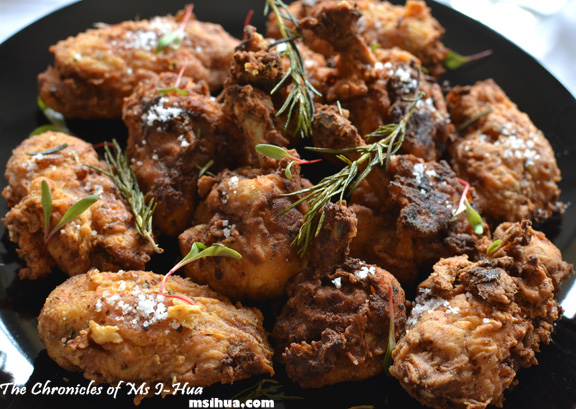 Crispy Buttermilk Fried Chicken Recipe (from Thomas Keller's Ad Hoc ...