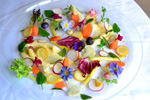 Medley of Vegetables, Flowers & Herbs – A Tribute to Le Gargouillou