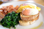 Eggs, Eggs, Glorious Eggs at Maling Room @ Canterbury & Goldilocks @ Hawthorn East