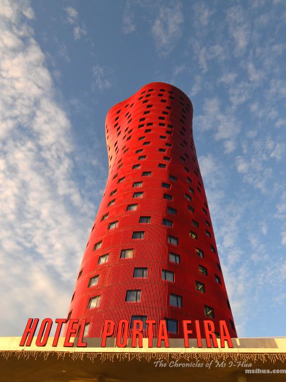 barca_HotelPortaFira