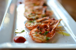 Ms I-Hua's Simple BBQ Prawns Recipe