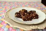 Gluten Free Chocolate Peanut Butter Rice Bubbles Recipe