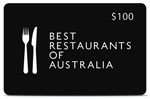 Advertorial: The Season of Giving is Here! Best Restaurants of Australia Gift Card