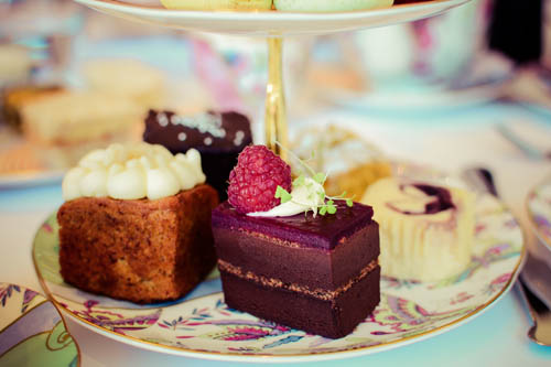 High Tea at Mossgreen Tearooms @ Armadale, VIC