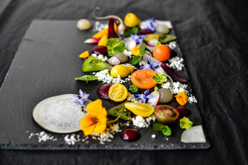 "Playground Series: Heirloom ""Salad"""
