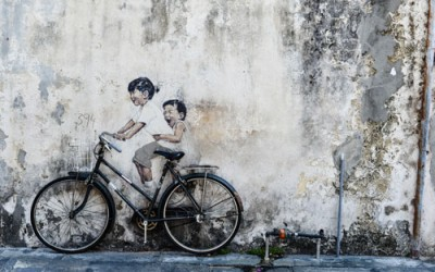 The Layover: Penang, Malaysia (Part 2) – Penang Street Art by Ernest Zacharevic