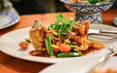 Thai-licious! – Jinda Thai @ Richmond, VIC