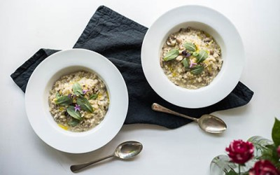 Advertorial: Bellini Super Cook Kitchen Machine & a Mushroom Risotto Recipe