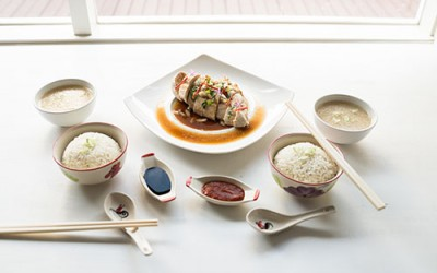 Advertorial: Hainanese Chicken Rice with the Bellini Super Cook Kitchen Machine