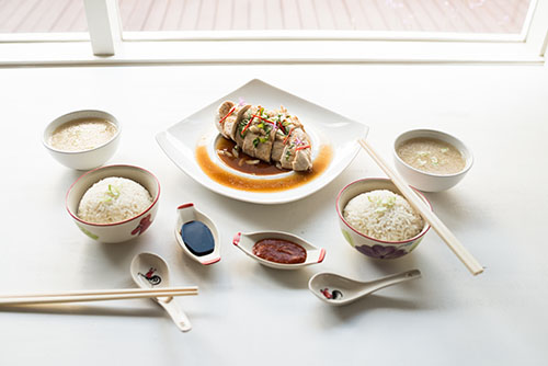 Advertorial Hainanese Chicken Rice With The Bellini Super