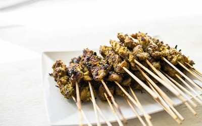 Advertorial: Heat Beads® BBQ Chimney Booster & Chicken Satay Recipe