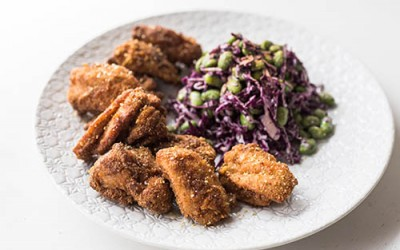 Ramen Fried Chicken Recipe