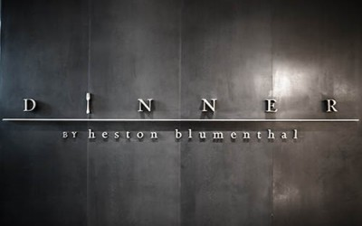 Dinner by Heston Blumenthal @ Crown Casino, Melbourne