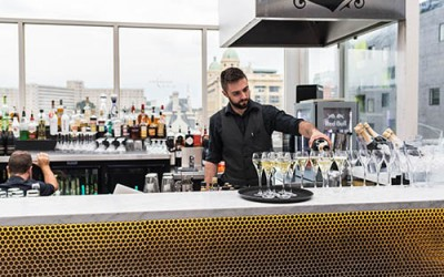 """""""Chandon in the City"""" at The Emerson Rooftop"""