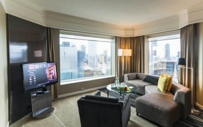 The Boy's Surprise Stay at Grand Hyatt Melbourne
