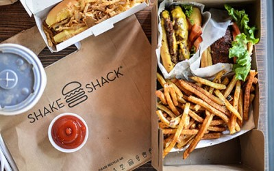 NYC: Shake Shack @ Madison Square Park & Upper West Side, New York