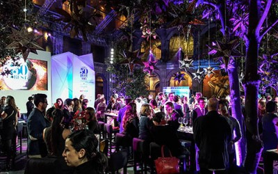 Latin America's 50 Best Restaurants Awards 2015, Mexico City