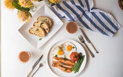Advertorial: Breakfast with Tassal Tasmanian Salmon Rashers